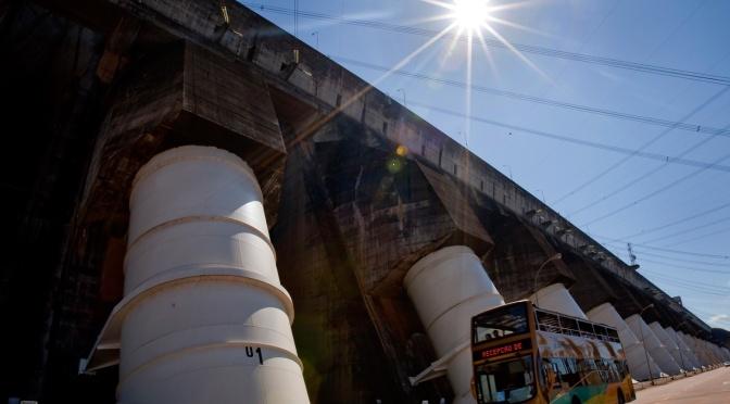 Itaipu Dam-  One Wonder of the Engineering