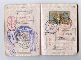 Documents to travel to Argentine, Brazil & Paraguay.